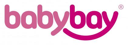 Logo babybay presented by Babyland.de