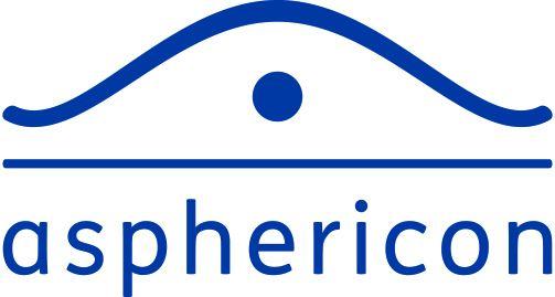 Logo asphericon GmbH