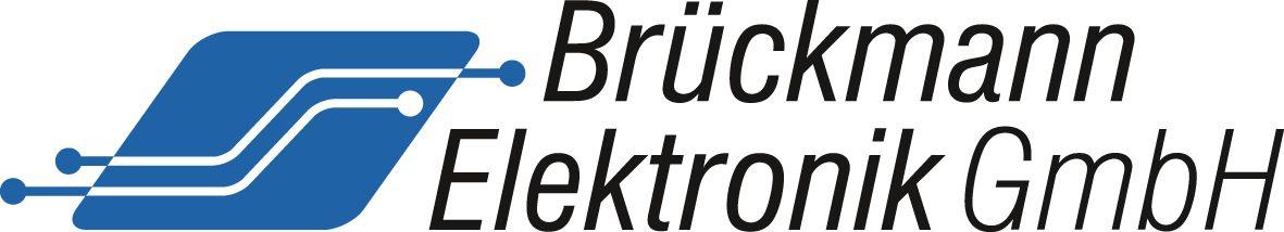 Logo Brückmann Elektronik GmbH