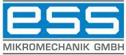 Logo ess Mikromechanik GmbH