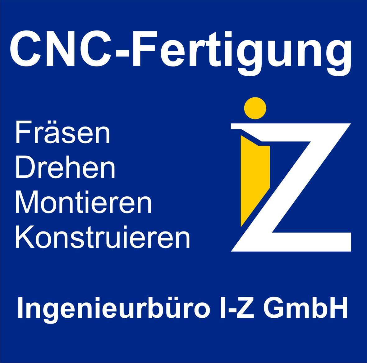 Logo Ingenieurbüro I-Z GmbH