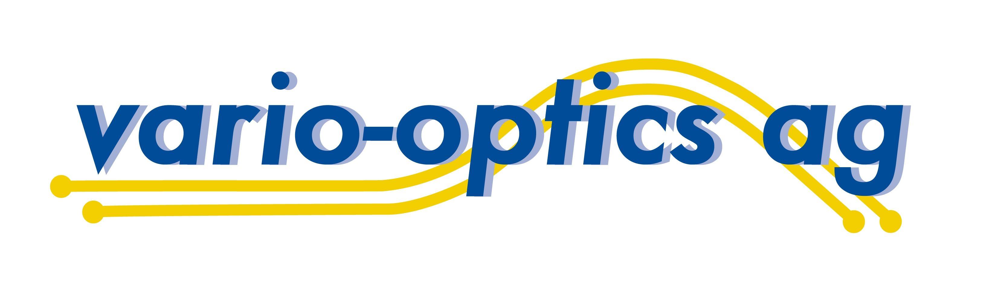 Logo vario-optics ag