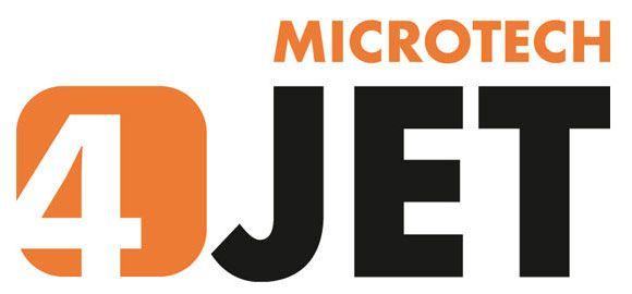 Logo 4 JET microtech GmbH