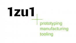 Logo 1zu1 Prototypen GmbH & Co. KG