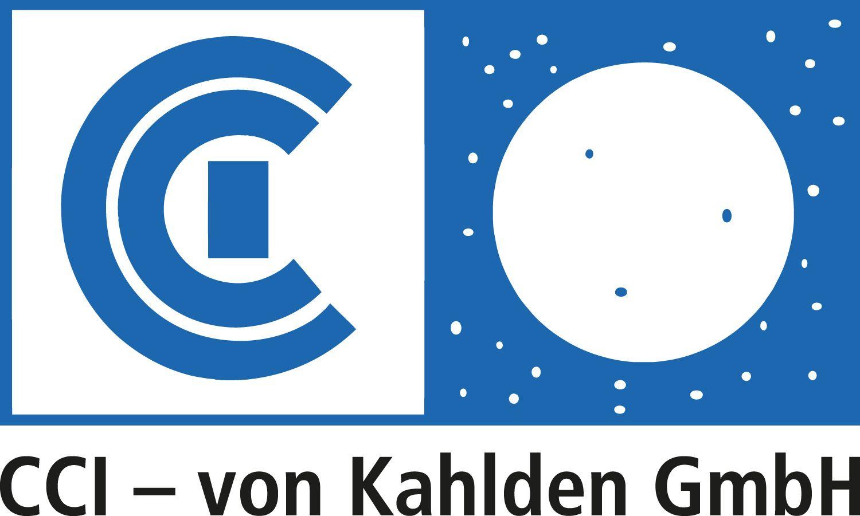 Logo CCI -von Kahlden GmbH