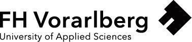 Logo Fachhochschule Vorarlberg GmbH