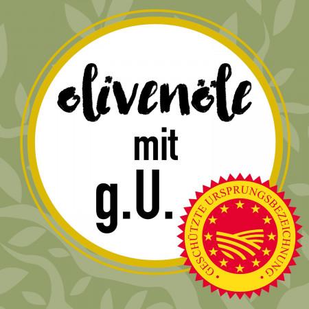 Olivenöle mit g.U.