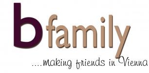 Logo bfamily im Q19  & Huma eleven